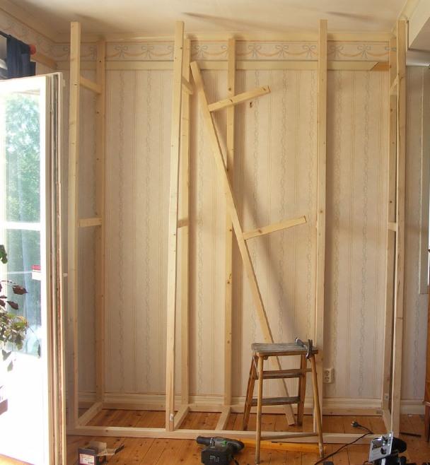 bygg egen garderob