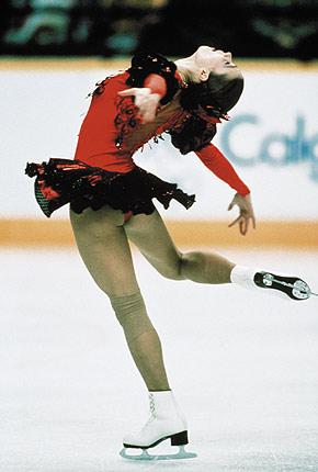 katarina witt figure skatting