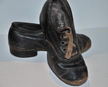 Min mamma (f. 1936) hade faktiskt liknande skor.