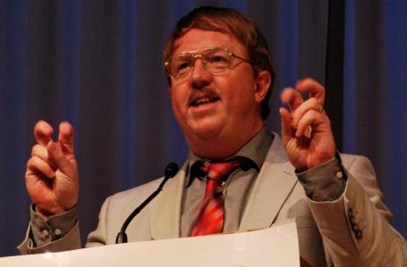 Politiskt laddade citattecken. (Anders Jansson är Sven-Göran.)