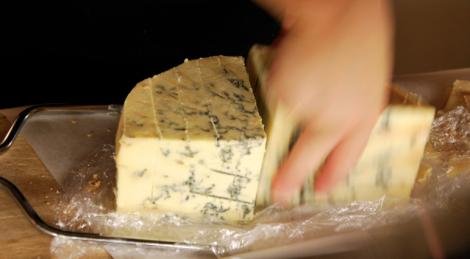 Min absoluta favorit på hela kvällen var faktiskt den här osten.