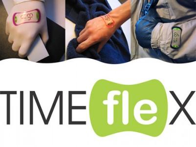 Redan 2006 sades denns klocka – Timeflex – vara på utvecklingsstadiet.