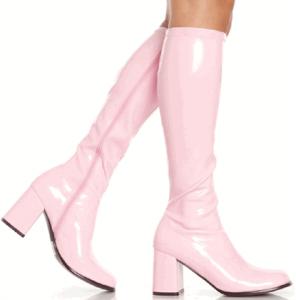 Go-go-boots, tydligen.
