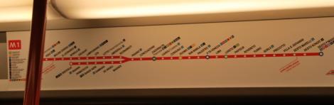 Som tunnelbanan i Eslöv, liksom.