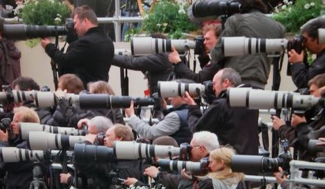 Att min kamera är riktad mot en sketen tv-bild är en helt annan sak.