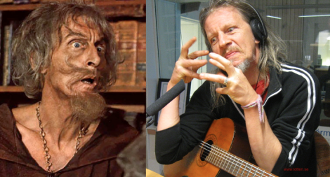 Catweazle (1969) och Stefan Sundström (2009).