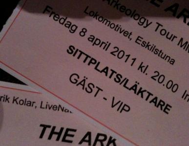 VIP står det ju med stora bokstäver!