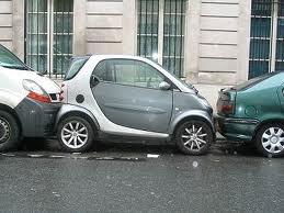 Parisparkering.