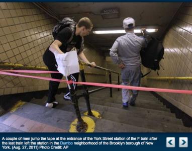 Tssst, vaddå avstängd tunnelbana? Kom, vi kollar!