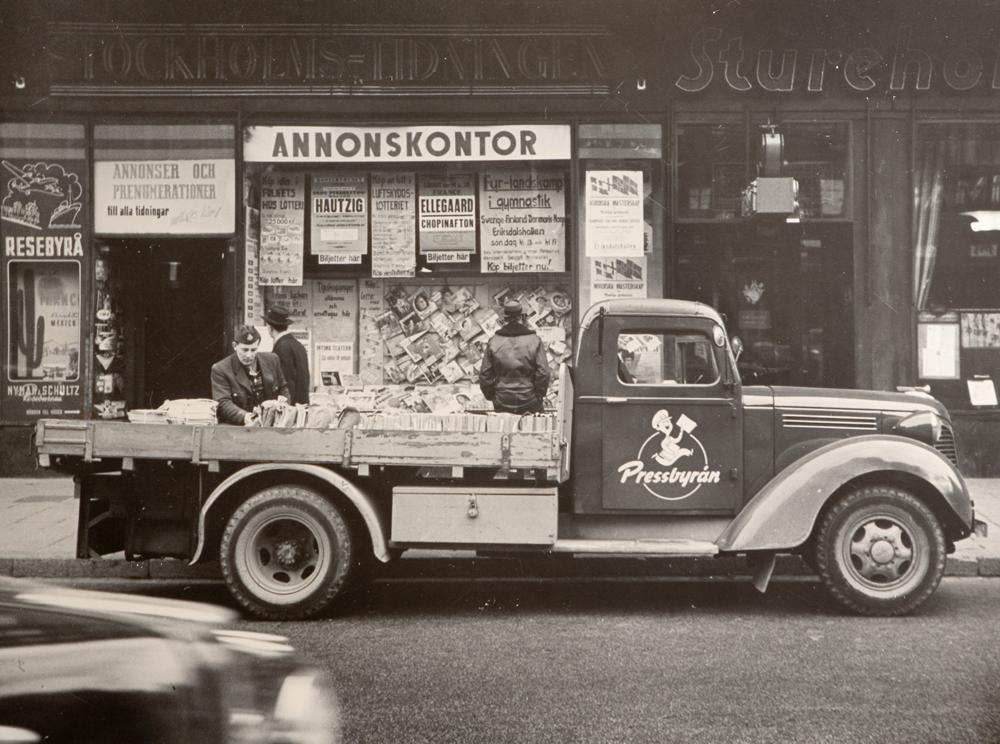 Bildresultat för tidningsbilar