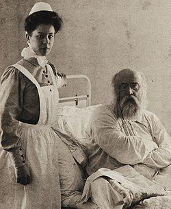Signe och Gustaf 1908.