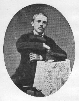 Daguerrotypi av Viktor Rydberg, tidigast från 1855 när fotograf Lindsted öppnade sin ateljé i Göteborg.