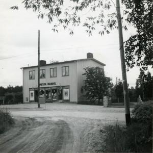 Vårt hus 1956.