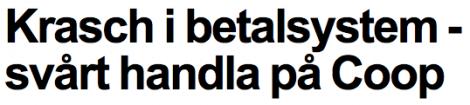 Bidrag till er som inte står ut med att att läsa sådana här rubriker: att.