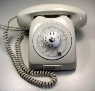 Dialogtelefonen från 1966.
