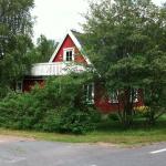 Huset i Hylta.