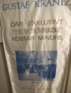 Gustaf Krantz – där exklusivt HERRMODE kostar mindre. (Välkommen in utan köptvång!)