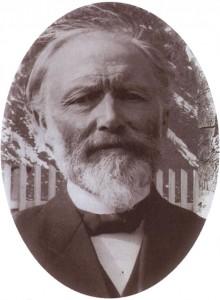 Johan Nygaard.