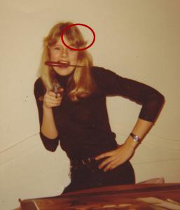Lottenluggen 1979.