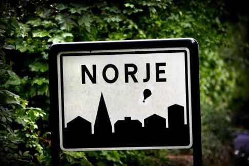 Norje i närheten av Sölvesborg.