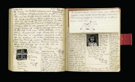 En annan dagbok.