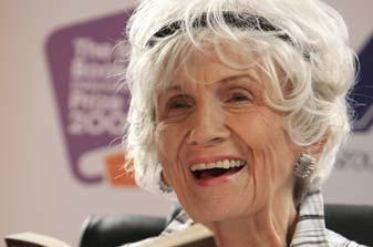 Alice Munro från Canada är över 80 år och på alla sätt och vis ett ickekontroversiellt val.