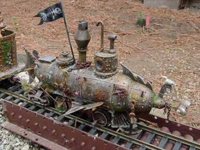 Steampunkräls!
