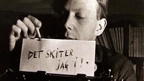 """""""""""Det är farligt att röka, Gunnar!"""""""