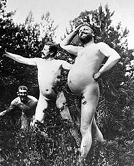 Bevis 3: Albert Engström, Heidenstam och Fröding igen.