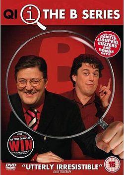 Stephen Fry och Alan Davies.