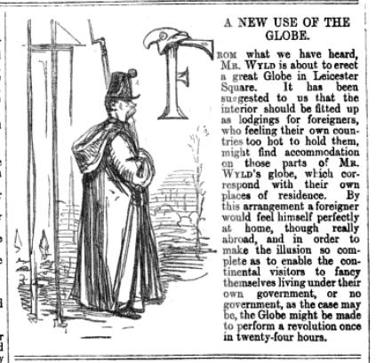 Ur Punch 1851.
