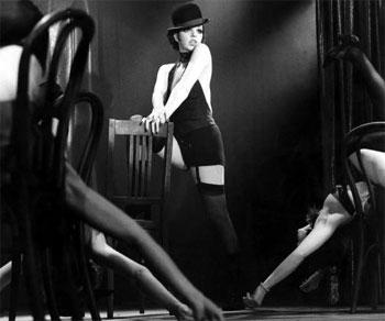 Liza Minnelli föregår med gott exempel. Alla borde ha plommonstop, är ju min paroll.