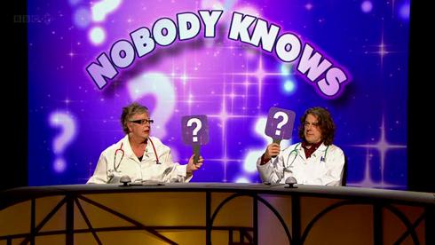 Ingen vet.