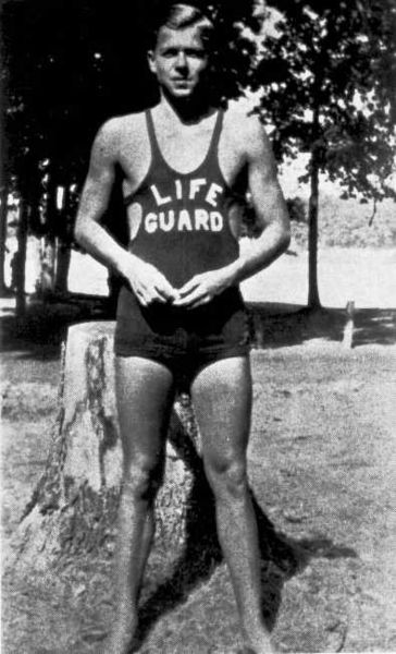 Ronald Reagan 1927.
