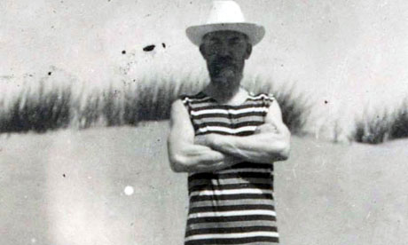 George Bernard Shaw i randigt.