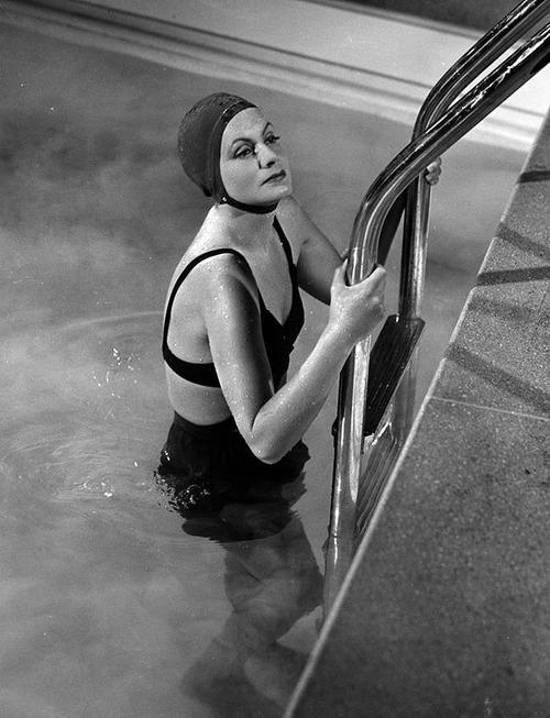 Greta Garbo på 1930-talet.