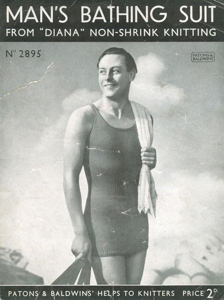 Jätteläckert och genuskorrekt mode från 1933.