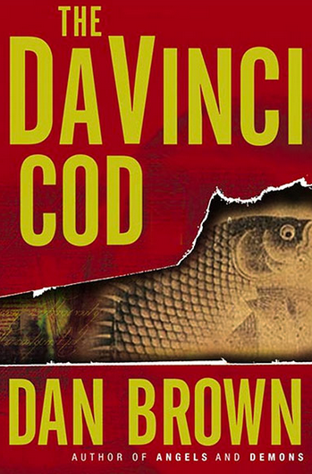 """The Da Vinci Cod. Thrills, spills and gills as a Harvard swimbologist tries to catch a murderous albino monkfish. A load of pollocks but better than Brown's original."""