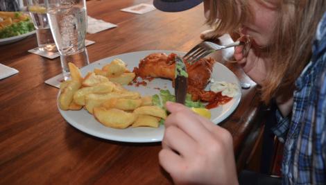 Fish'n chips!