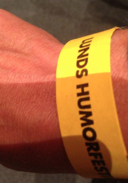 Låt mig rekommendera Lunds Humorfestival – om inte annat så i månadsskiftet augusti/september 2014.