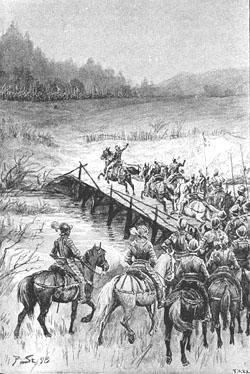 Slaget vid Stångebro ser nästan ut som en trevlig picknick på hästrygg.