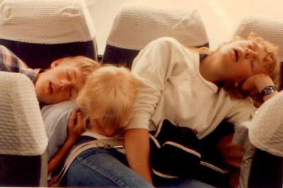Barnen sover, barnen sover …