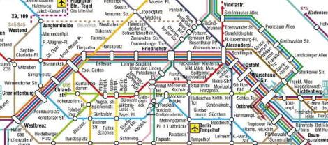 """Men så förstod jag att man kunde fokusera på den här delen. Och att U-bahn inte är """"underground"""" utan """"den urbana linjen"""". S-bahn är inte nödvändigtvis ett pendeltåg utan tåg som går ända till de suburbana delarna."""