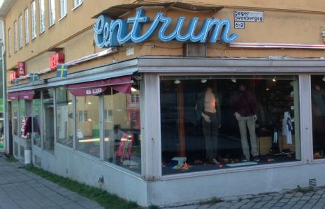 Så här kommer det verkligen inte att se ut i det nya Kiruna. Ack.