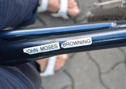 Alla cyklar heter något så att man inte ska tappa bort den.