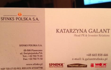 Oooooh, stackars Katarzyna …