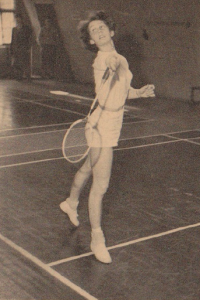 """""""Badminton är hårdast och slitsammast av alla idrotter."""""""