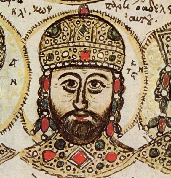 – Skulle Konstantin XI ha sett ut sådär? Nejnej, här måste vi ha någon som sköter castingen bättre!