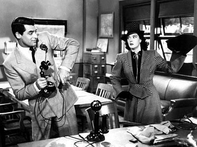 His Girl Friday.