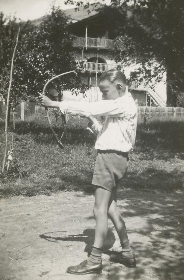 Primo Levi, 1930.